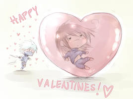 Happy V.Day by Ruthea