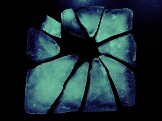 Broken Ice by coolbrain