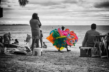 Live's a beach by coolbrain