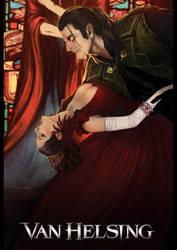Van Helsing by LALAax