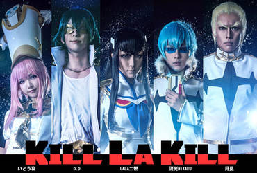 KILL LA KILL COSPLAY by LALAax