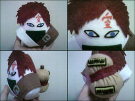 Cosplay Onigiri - Gaara by merlinemrys