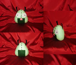 Cosplay Onigiri - Gir by merlinemrys