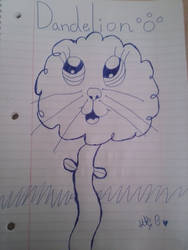 School Doodles 8: Dandy-Lion by SonicTAlicorn