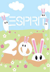 Bunny shirt 2 by BlazinPhoenix