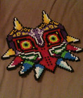 Majoras Mask by thestraldust