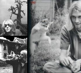 Kurt Cobain by breeee