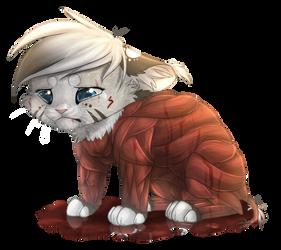 Don't Take My Fur Please by Miosita