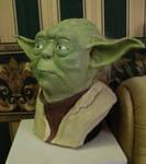 Yoda bust from ESB by larijone