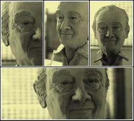 In memorian of a great actor by larijone