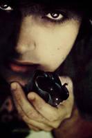 black rose by Deeevilish