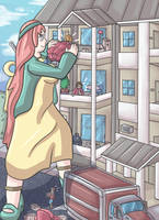 GTS - COM - Rosemary Helping Others Move in by TokoGiantsu