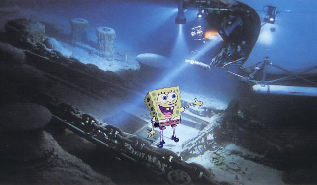 Titanic's inhabitant by parkseiii