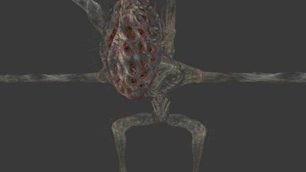 Bloodborne Amygdala by Kumacv