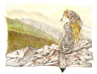 trade-- wolfess fuzzpot by Wolfsjal