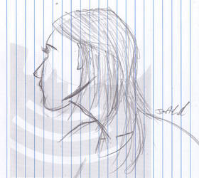 Female study by theoddone
