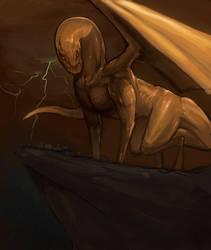 golden idol by Draugth