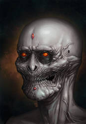 Death embassor by Draugth