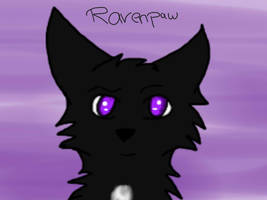 RavenPaw by MiladyPearl