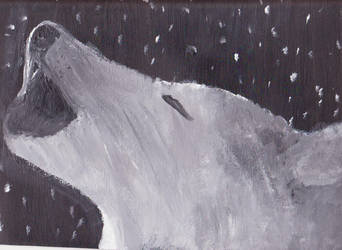 Nere's soul in winter. by evadrias
