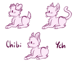 | YCH | Chibi | OPEN | by xCaramelCookiex