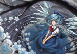 Ice Fairy Cirno by Xephyr26