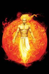 Sun God - Surya by DevaShard