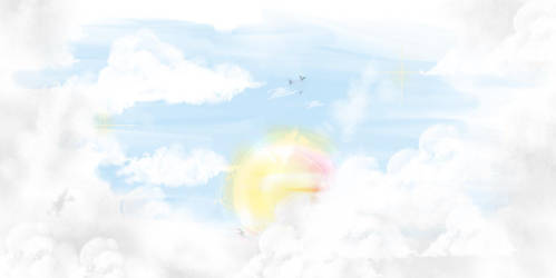 Summer Skies by xxenobiology