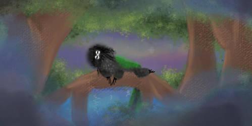 A Funny Forest Watcher [TWWM] by xxenobiology
