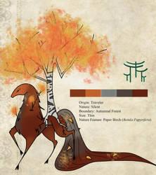 [TWWM] Archaic -- Tracker by xxenobiology