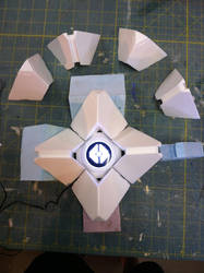 Destiny Ghost update by NEMESIS-01