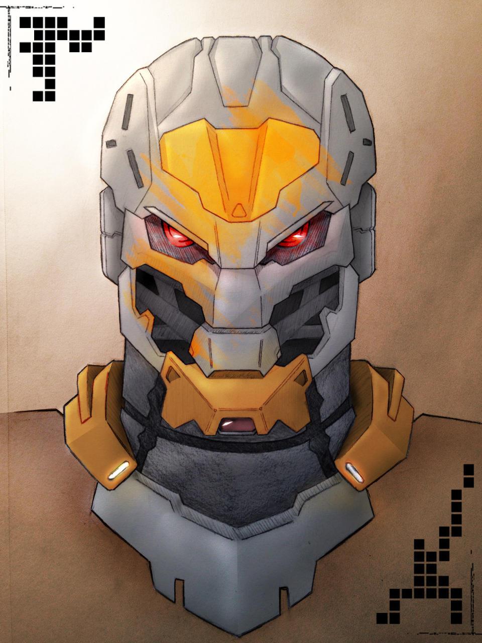 Destiny Titan 2.0 by NEMESIS-01