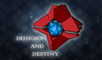 Dungeon And Destiny by NEMESIS-01