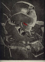 intaglio draw knife by NEMESIS-01
