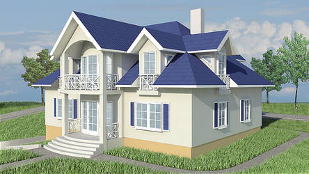 House Visualisation IV by Jyyx