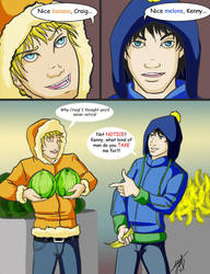 The Misadventures of Kenny and Craig III by Zteif