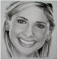 Sarah Michelle Gellar by genni