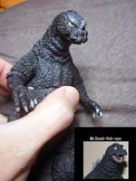 Custom SHMA Godzilla - suit accuratish by ZION227