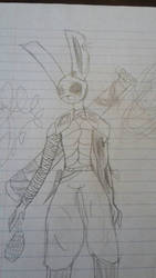my art style by Thegreenpentagram