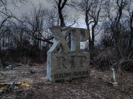 R.I.P. Xp by NIKOMEDIA