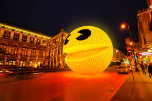 Pixels in Vienna! by NIKOMEDIA