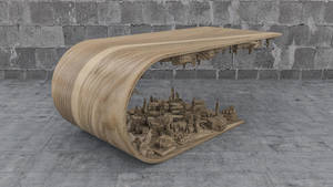 Inception Table by NIKOMEDIA