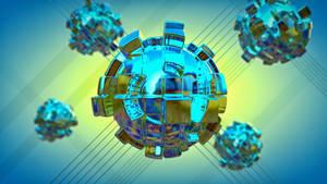 Cuby Sphere by NIKOMEDIA