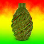 Vase (C4D File included) by NIKOMEDIA