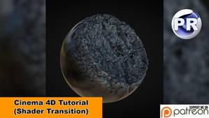 Shader Transition (Cinema 4D Tutorial) by NIKOMEDIA