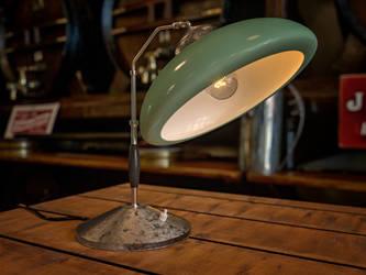 VINTAGE LAMP by NIKOMEDIA