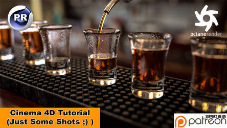 Just Some Shots (Cinema 4D Tutorial) by NIKOMEDIA