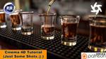 Just Some Shots (Cinema 4D Tutorial) by NIKOMEDIA