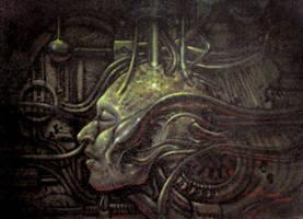cerebral trip by alienwurkz