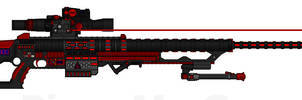 DII-DSC HELSR-944XL 'Sunstrike' Heavy Lasr. Sniper by Lord-DracoDraconis